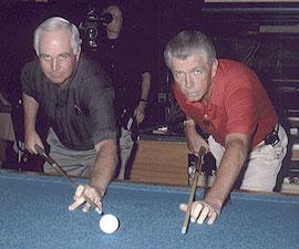 Larry Hubbart Pool Cues By Meucci Originals And Custom